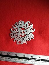 00134 Decorative Sun  Hotfoil Stamping Die