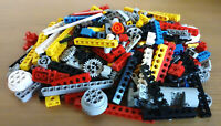 Genuine Lego Technic 500g Joblot Bundle Mixed Pieces Beams Cogs Axles Pins
