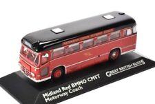 Atlas / Corgi Británico Autobuses Colección 1/76 Bmmo CM5T Midland Rojo