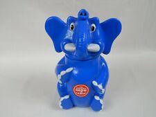 Ringling Bros Greatest Show on Earth Souvenir Mug Blue Elephant Vintage Memories