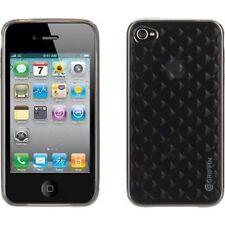 Étuis, housses et coques gris Griffin pour téléphone mobile et assistant personnel (PDA) Apple