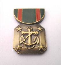 US NAVY / MARINE CORP ACHIEVEMENT MEDAL PIN   Military Veteran Hat Pin 15313 HO