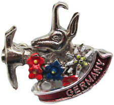German Hat Pin: Alpine Ice Axe