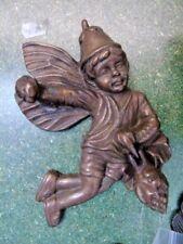 heurtoir , frappe porte en bronze,sonnette, un personnage , nouveau !!!