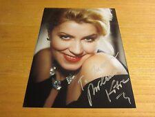 Milena Kitic Opera Singer Autographed Signed 8X10.5 Photo