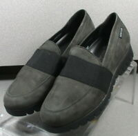 LORIANE GRAY LMPF60 Women's Shoes Size 8 EUR 5.5 Leather Slip On Mephisto