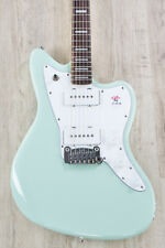 G&L Tribute Doheny Electric Guitar, Brazilian Cherry Fingerboard - Surf Green
