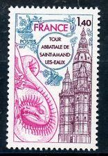 TIMBRE FRANCE NEUF N° 1948 ** SAINT AMAND LES EAUX