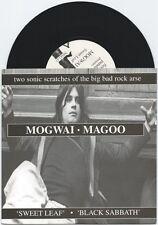 "Mogwai/Magoo ""Black Sabbath"" 7"" OOP Explosions in the Sky Caspian"