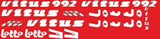 Vitus 992 LOTTO équipe-parfait pour re-sprays