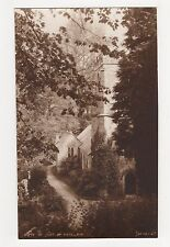 St. Just in Roseland, Judges 21771 Postcard, A936