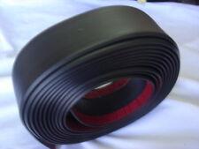 CAR DOOR BUMPER SCRATCH PROTECT CRASHWORTHY TRIM 6CM(W) X 538CM(L) BLACK