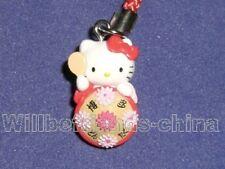 Hello Kitty Japanese Dancer Mobile Phone Charm Pendant