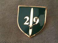 29 Commando Lapel Badge Royal Artillery