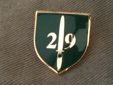 29 Commando Lapel Badge Royal Artillery