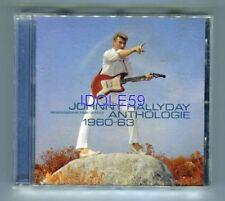 CD de musique variété anthologie pour chanson française