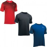 Under Armour Mens Left Chest Spray Gradient SS T Shirt UA T-Shirt 1289888