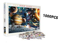 1000 Pieces Jigsaw Puzzles Educational Toys Space Stars Educational PuzzleA8A