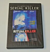 DVD SERIAL RITUAL KILLER FILM  ACTION POLICIER THRILLER GUERRE
