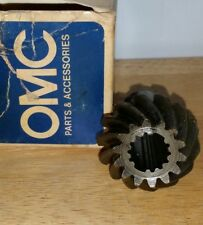 319501 OMC pinion shaft gear. new old stock