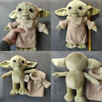 30cm De Pelúcia Baby Yoda Brinquedo Boneca Wakes Master The Mandalorian Force Presentes