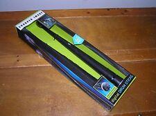 Sharper Image Digital Black Plastic Drum Sticks w Onboard Speakers for Portable