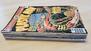 12 Bronze Age DC Comics Flash Plastic Man Shade 1970s Comics