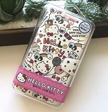 Samsung Galaxy Note 2 - HELLO KITTY PARTY LEATHER WALLET DIARY POUCH CASE COVER