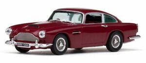 Aston Martin DB4 Maroon Sun Star 20500 1/43 Scale Diecast Model Toy Car