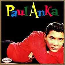 PAUL ANKA CD Vintage Vocal Jazz / Kissin' On The Phone , Put Your Head On My ...