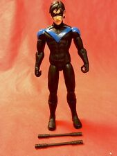 DC Collectibles Batman Arkham City 4 Pack Nightwing NEW LOOSE JC