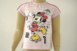 adidas Disney * süßes T-Shirt * Minnie Mouse * rosa * NEU mit Etikett