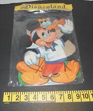 Vintage Disney Dennison Party Decorations MIP Disneyland Goofy Pluto Mickey WDP