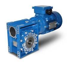 JS- CMRV 063-90S-4 - 1,1 KW - 186,7 Upm- Schneckengetriebemotor