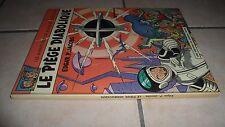 BLACK ET MORTIMER - le piège diabolique - Jacobs - 1972 - TBE