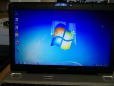TOSHIBA SATELLITE L500 WINDOWS 7 + OFFICE WITH POWER SUPPLY WORKING