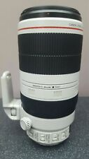 Canon EF 100-400mm F4.5-5.6 L Is II USM Lens + Hood