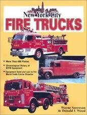 New York City Fire Trucks by Donald F. Wood and Wayne Sorensen (2002, Paperback)
