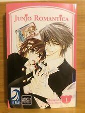 Junjo Romantica vol NEW Yaoi manga from BLU 4 04 by Shungiku Nakamura