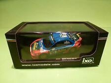 IXO 1:43 - SUBARU IMPREZA WRC RALLY NEW ZEALAND 2000 - RAC228  - IN  BOX