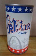 VP Fair BEER CAN - 1982  - August Schell