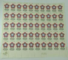 1776-1976 American Revolution Bicentennial 8 Cent Sheet of 50 Mint