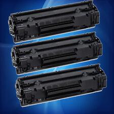 3PK NON-OEM CB436A for HP 36A P1505N P1505 M1522NF M1522N M1120 M1120N