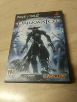 Darkwatch PlayStation 2 PS2 Capcom
