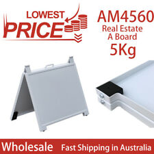 Real Estate A Board / Portable Small A Frame / Plastic Sandwich Board AM4560