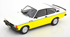 1 18 NOREV Opel Kadett C Gt/e Coupe 1977 Yellow/white