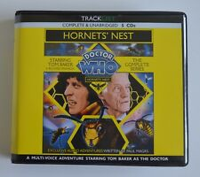 Doctor Who: Hornets' Nest: The Complete Series Audio 5CD  Chivers