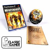 Mercenaries: Playground of Destruction (PS2) *Near Mint*