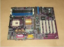 MOTHERBOARD ECS P4S5A/DX – SOCKET 478 ATX – INTEL PENTIUM 4 CPU 2.4 GHz – TESTED