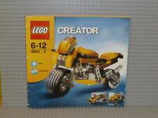 LEGO® Creator Bauanleitung 4893 Revvin' Riders Heft 2 instruction B2066
